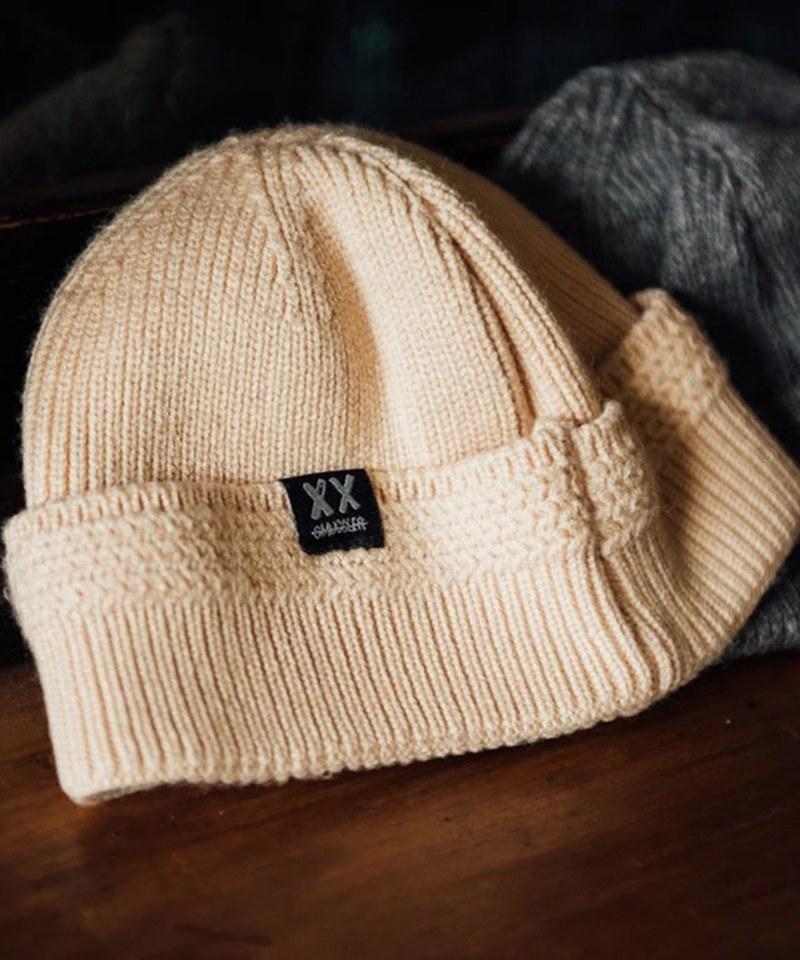 ADS2303 D&L碼頭毛帽