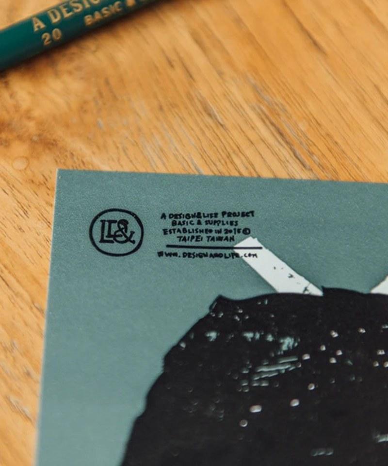 ADS3933 D&L明信片
