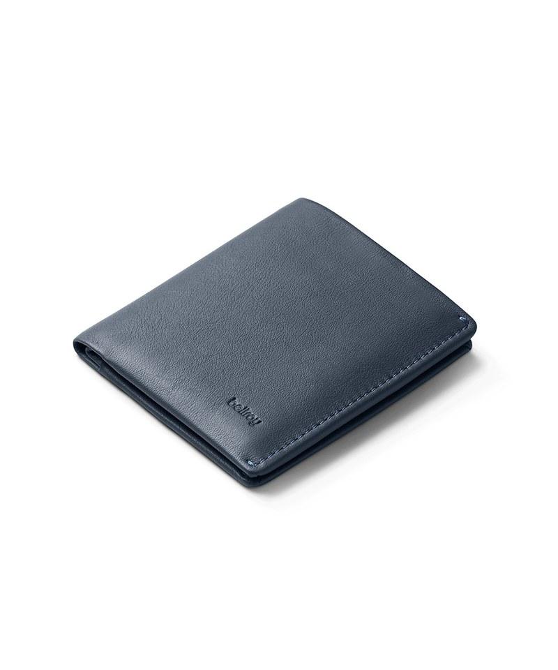 Note Sleeve Wallet 直式真皮皮夾 (RFID) HeiQ V-Block™ 抗菌款