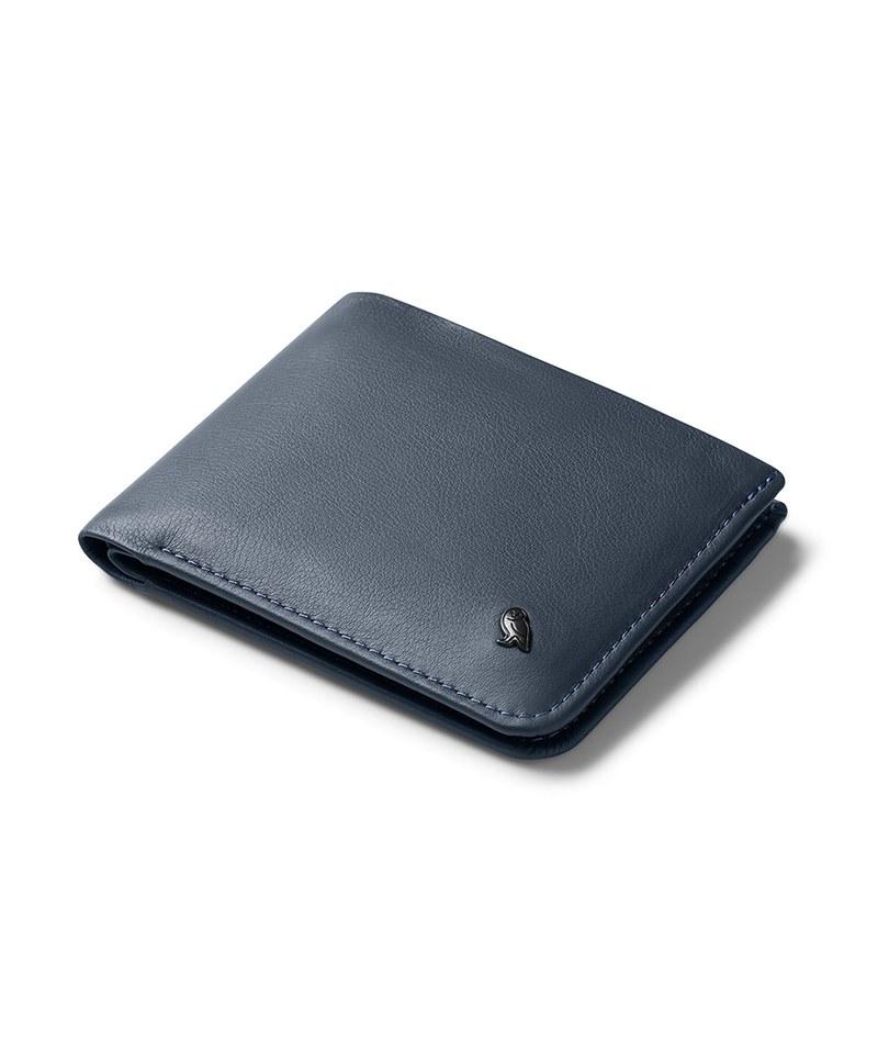 Hide & Seek wallet 橫式真皮皮夾 (RFID) HeiQ V-Block™ 抗菌款
