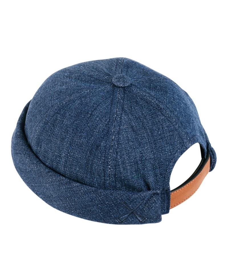 Miki Denim 丹寧水兵帽