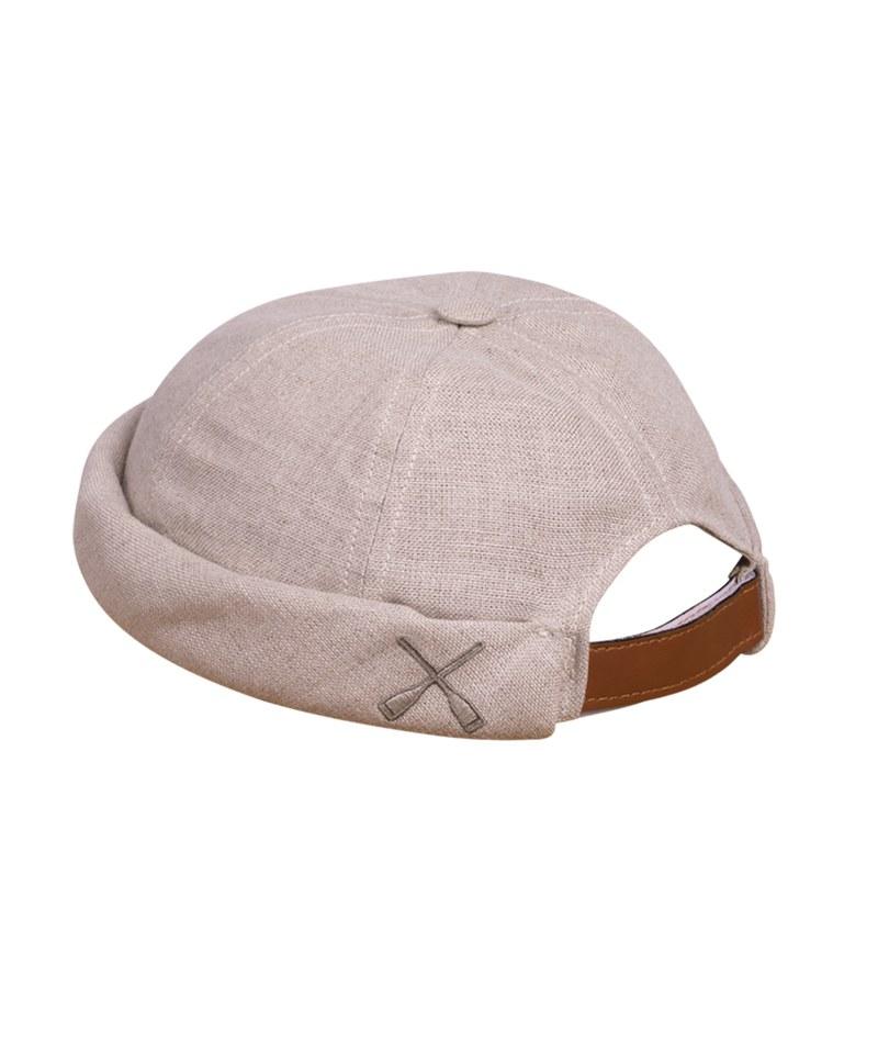 Miki Linen 亞麻水兵帽