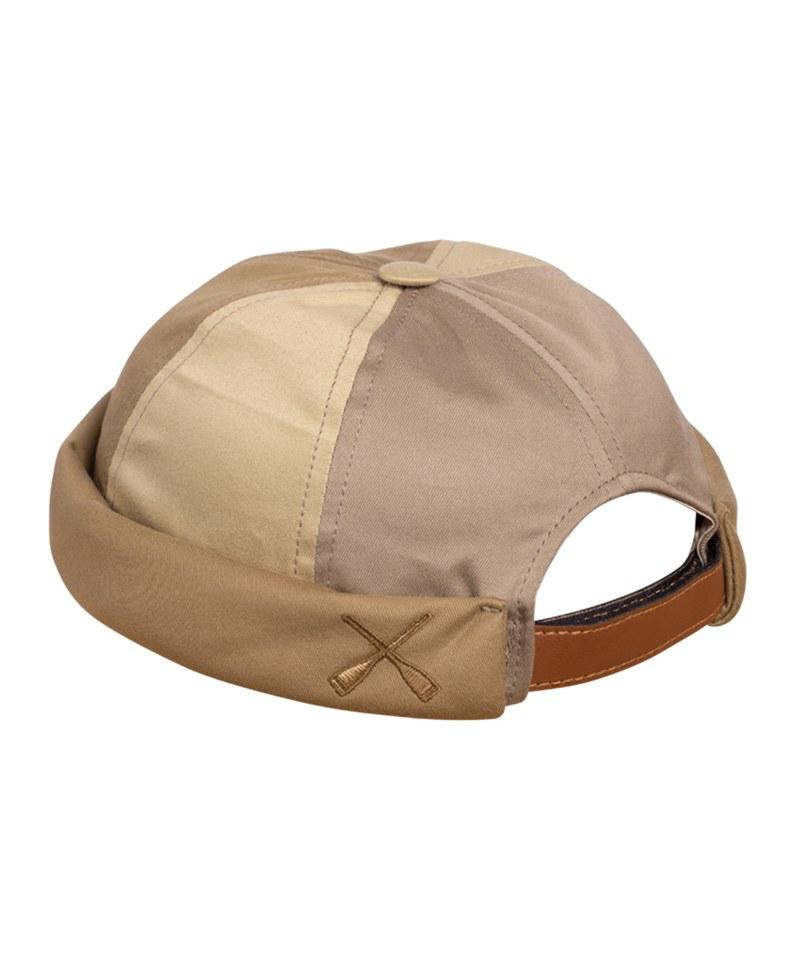 Miki Patchwork 拼布水兵帽