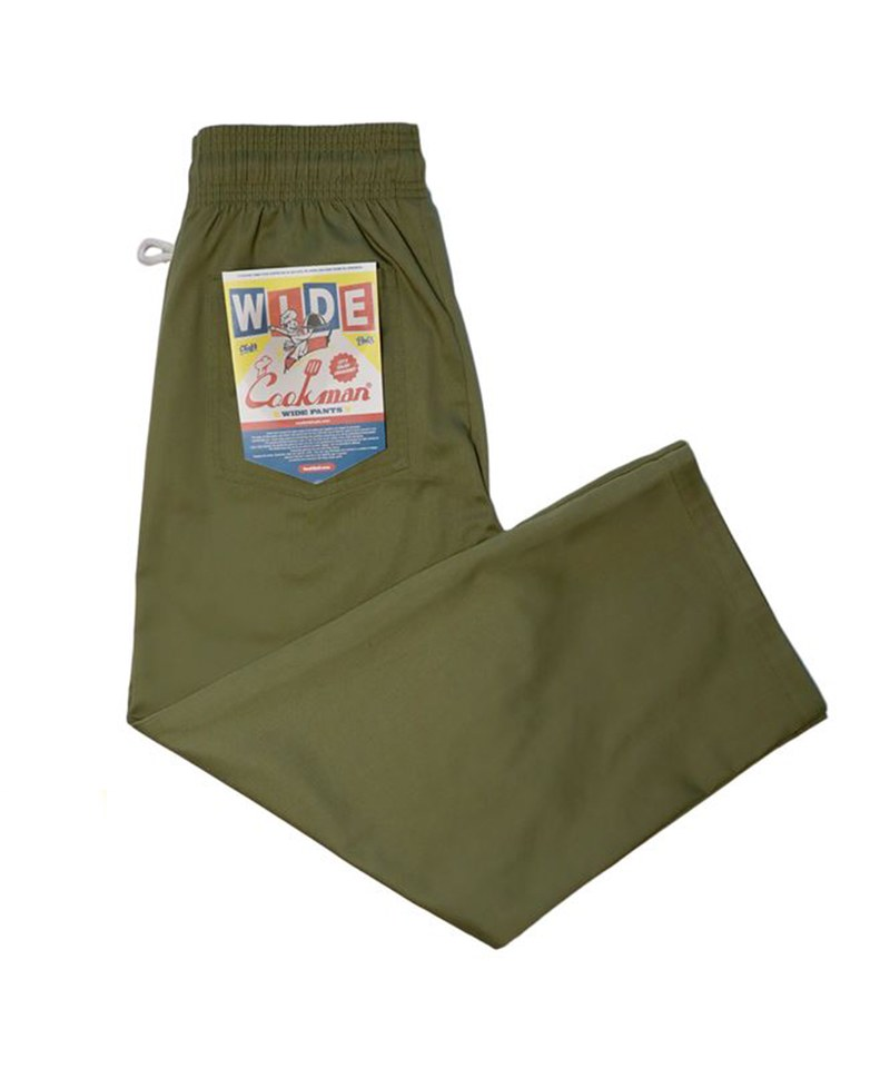 CKM1607 Wide Chef Pants 寬版廚師褲