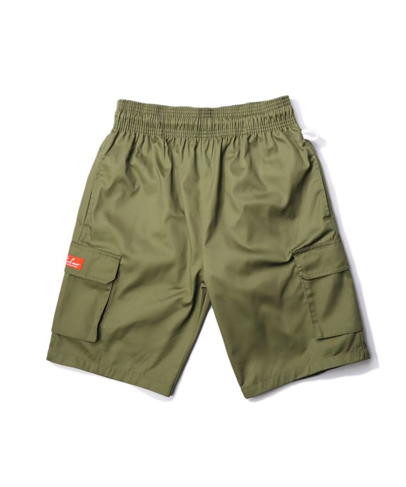 CKM1702 Chef Short Cargo Pants 廚師工作短褲