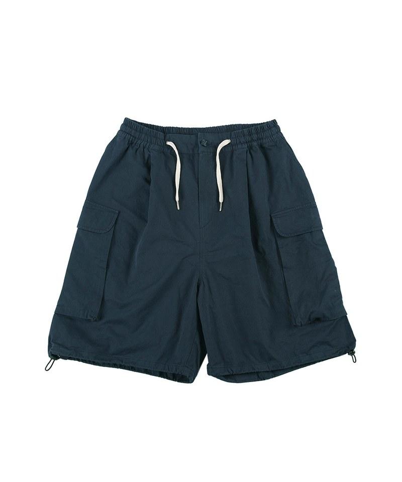 CNB1702 純棉工作短褲 CB WIDE CARGO SHORTS