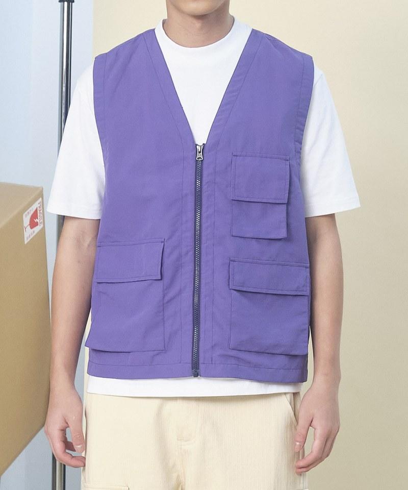 COP0516 防潑水多口袋背心
