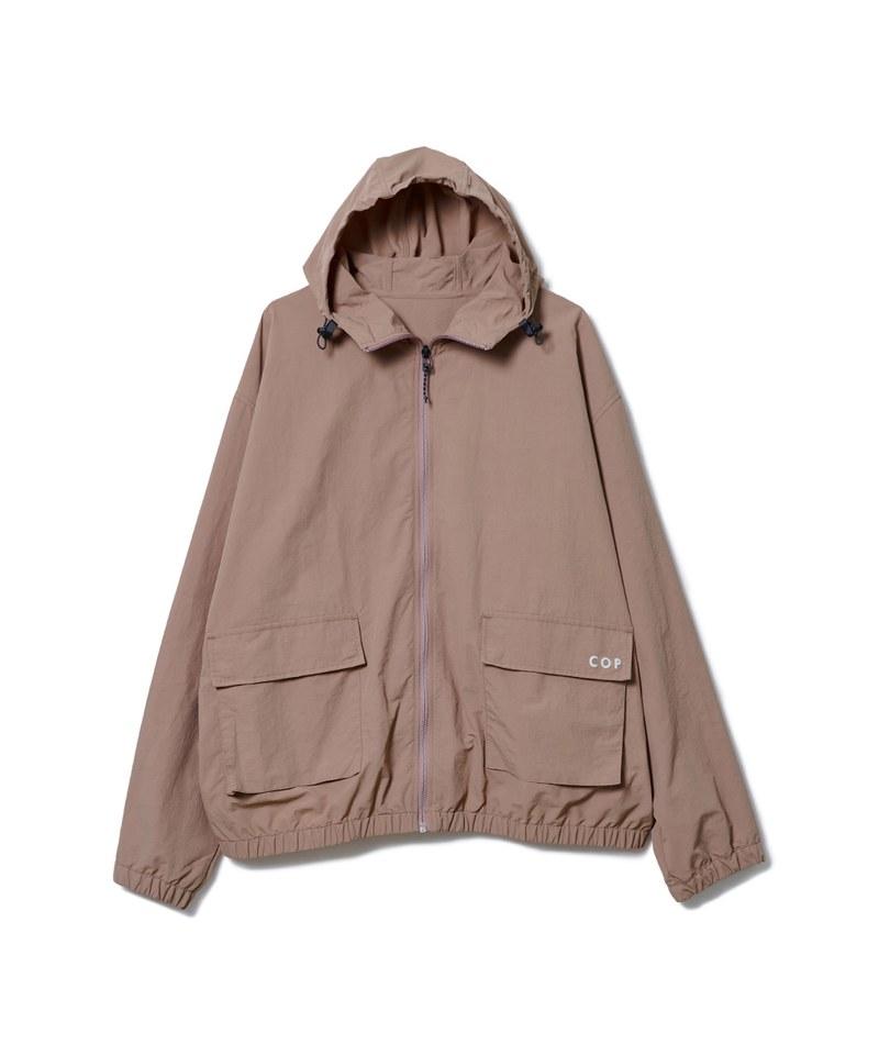 COP11106 防潑水抗UV連帽防曬外套