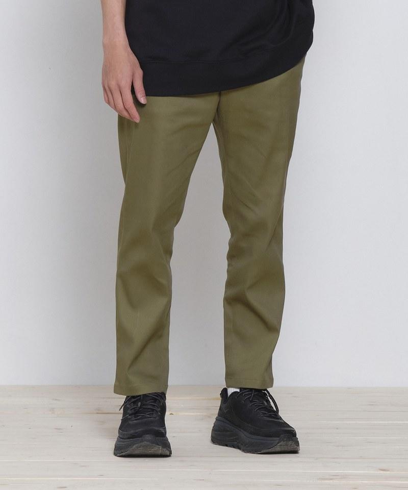 COP1676-1616 吸濕排汗打褶長褲