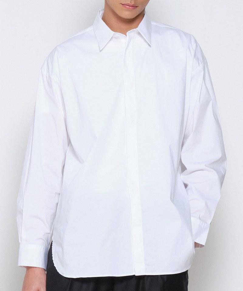 COP33149 棉質Oversized 襯衫