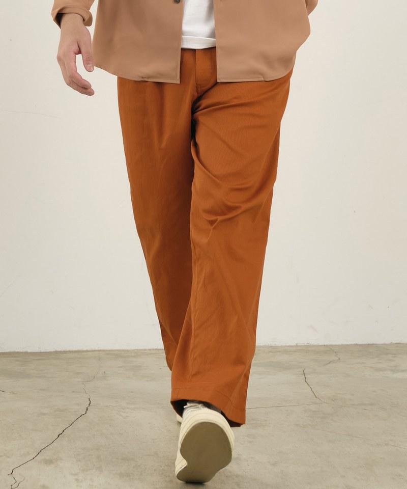 COP3571 【好著】水洗棉質打摺長褲