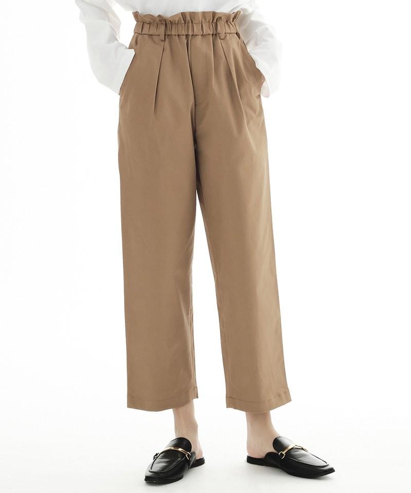 COP3575 彈性斜紋錐形長褲