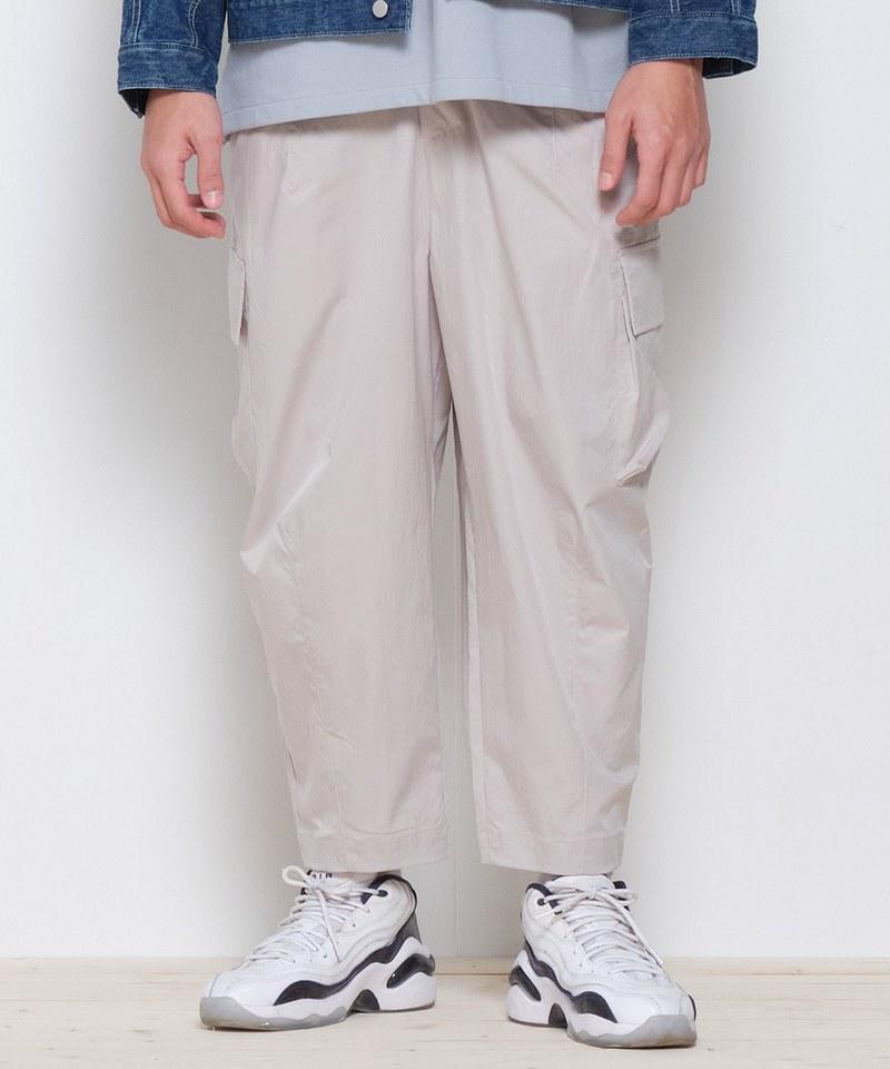COP4059 光澤感繭型長褲