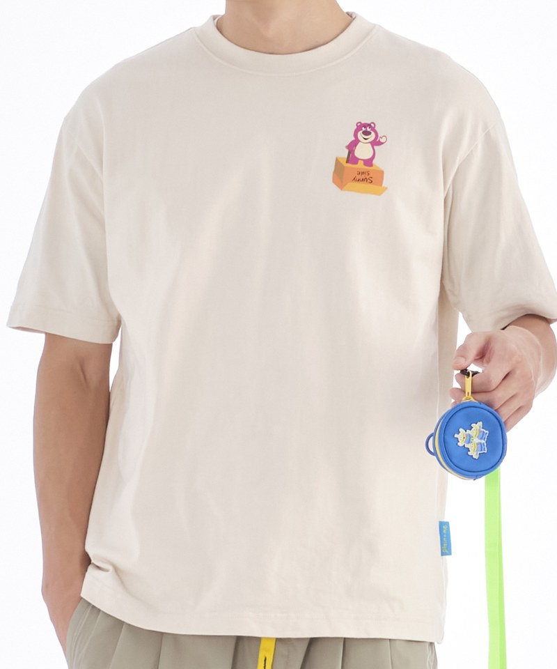CRV0021-Toy Story 熊抱哥重磅TEE
