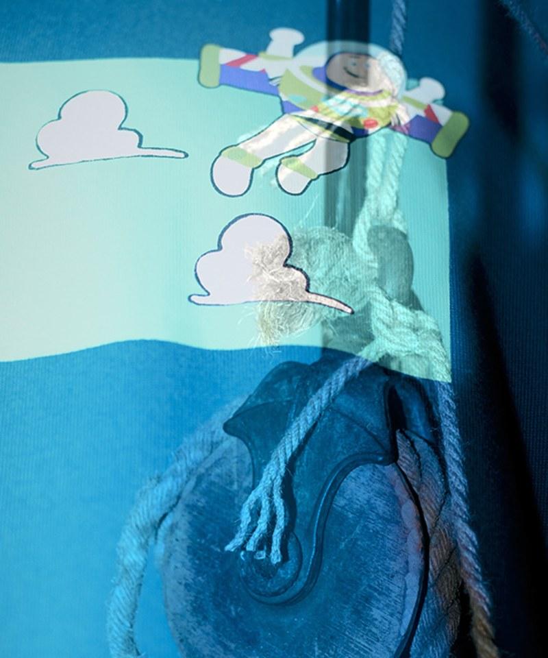 CRV0117 Toy Story 巴斯光年長袖TEE