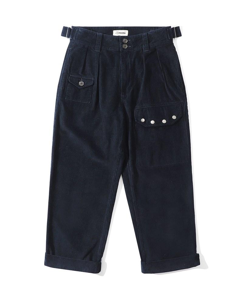 CSB1607 Royal Air Force Trousers 燈芯絨軍風長褲
