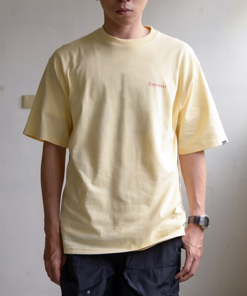 BICYCLE OCEAN VIEW S/S TEE 純棉短TEE