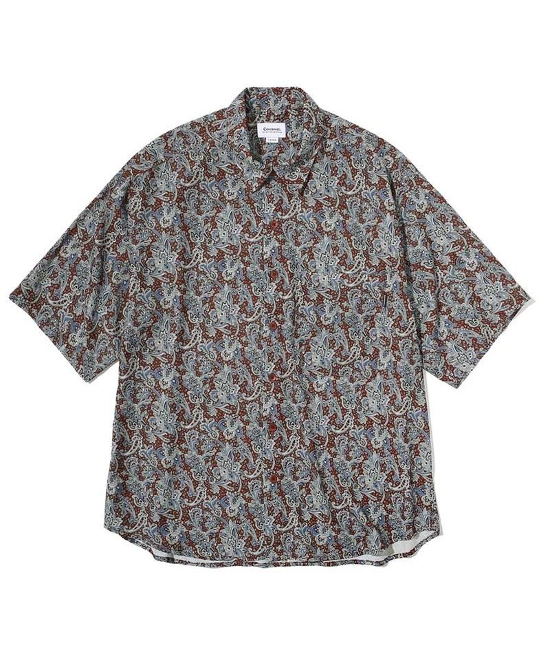 CVN0207-S/S 1PK SHIRT 單口袋短袖襯衫