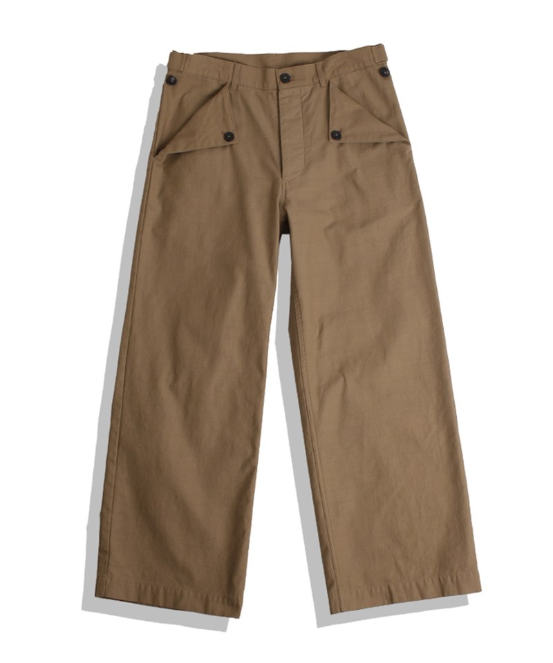 DRN1613 boy scout pants 童軍長褲