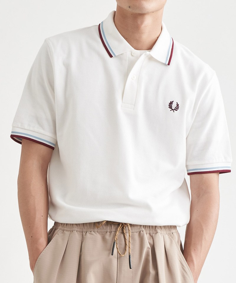Fred Perry 經典M12 Polo衫