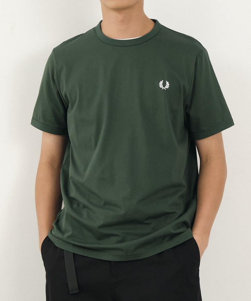 FRP9905 Fred Perry M3519 圓領短TEE