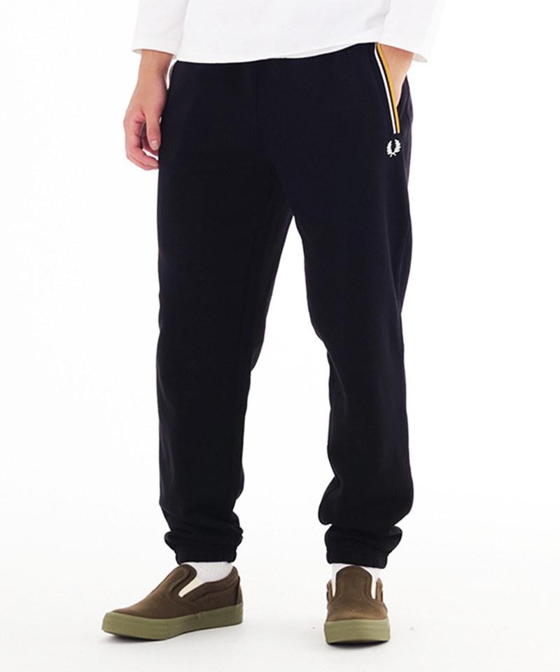 FRP99106 T8510 LOOPBACK SWEATPANT 袋口滾邊運動縮口褲