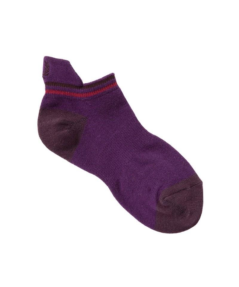 FRP99116 F19938 TIPPED RIB ANKLE SOCKS 雙滾邊踝襪