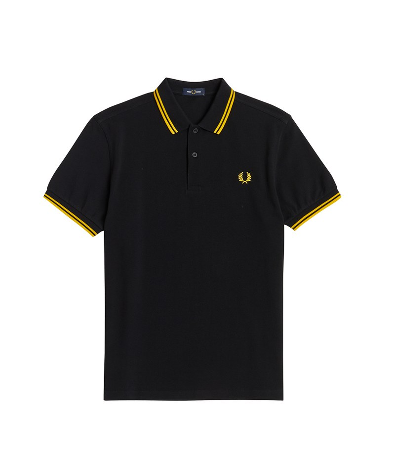 FRP99128 M3600 TWIN TIPPED FRED PERRY SHRT 經典雙滾邊POLO衫