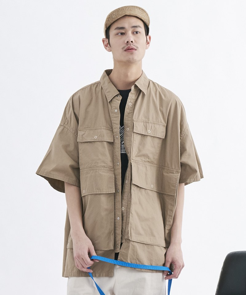 FSV0201 FIVE POCKET SHIRT 5口袋襯衫