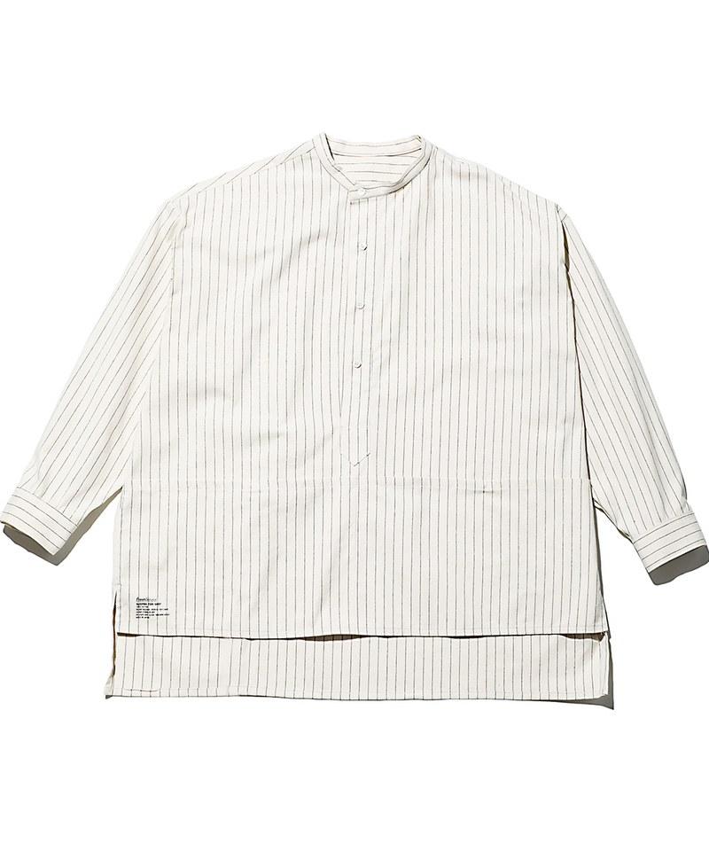 FSV0203 SLEEPING TOOL SHIRT 立領套頭襯衫