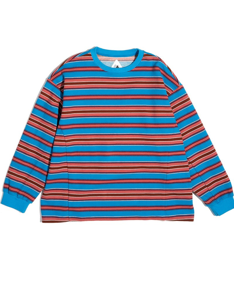FTM0013 Stripe L/S Sweater 條紋衛衣