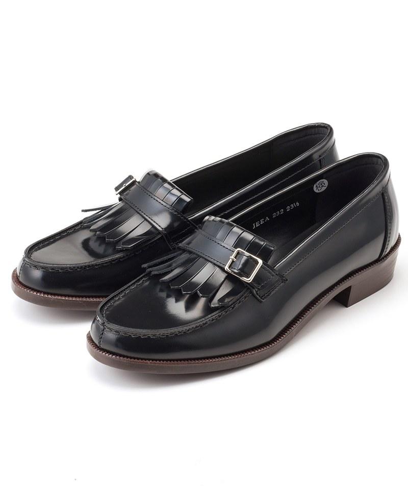 HRT9909 232 Belt loafer(quilt type) 樂福鞋