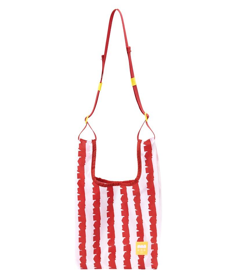 1斤の紅白Shopping袋