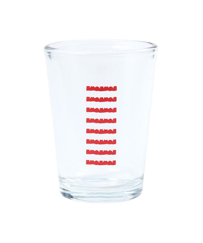 飲落去ㄅ璃杯 (條紋)