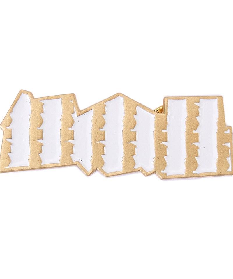 框金ㄟ紀念Pin (條紋)