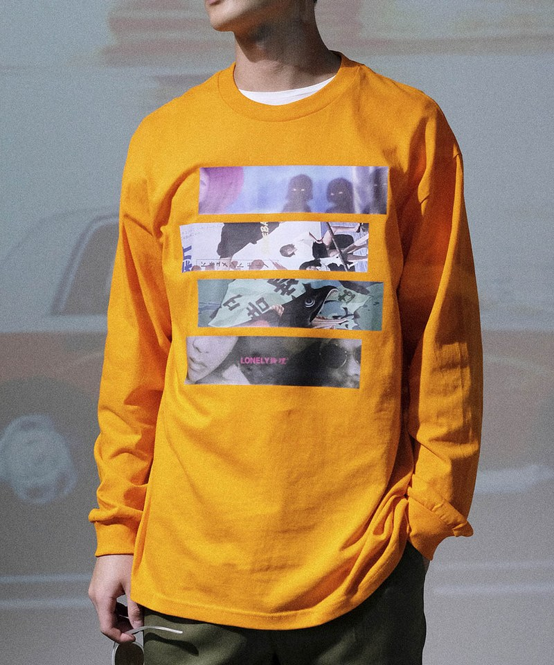 LNY0119 BF BOX LONG SLEEVE 長袖圖TEE