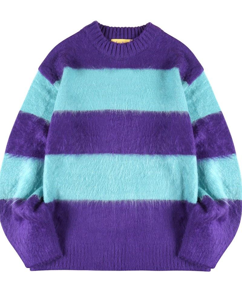 BSB Sweater 粗條紋針織毛衣