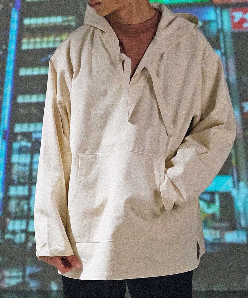 MXP0701 Duck Mexican Parker 墨西哥罩衫