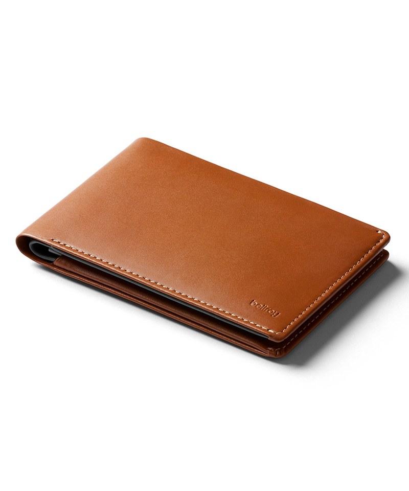 Travel Wallet 旅行專用防水真皮皮夾 (RFID)