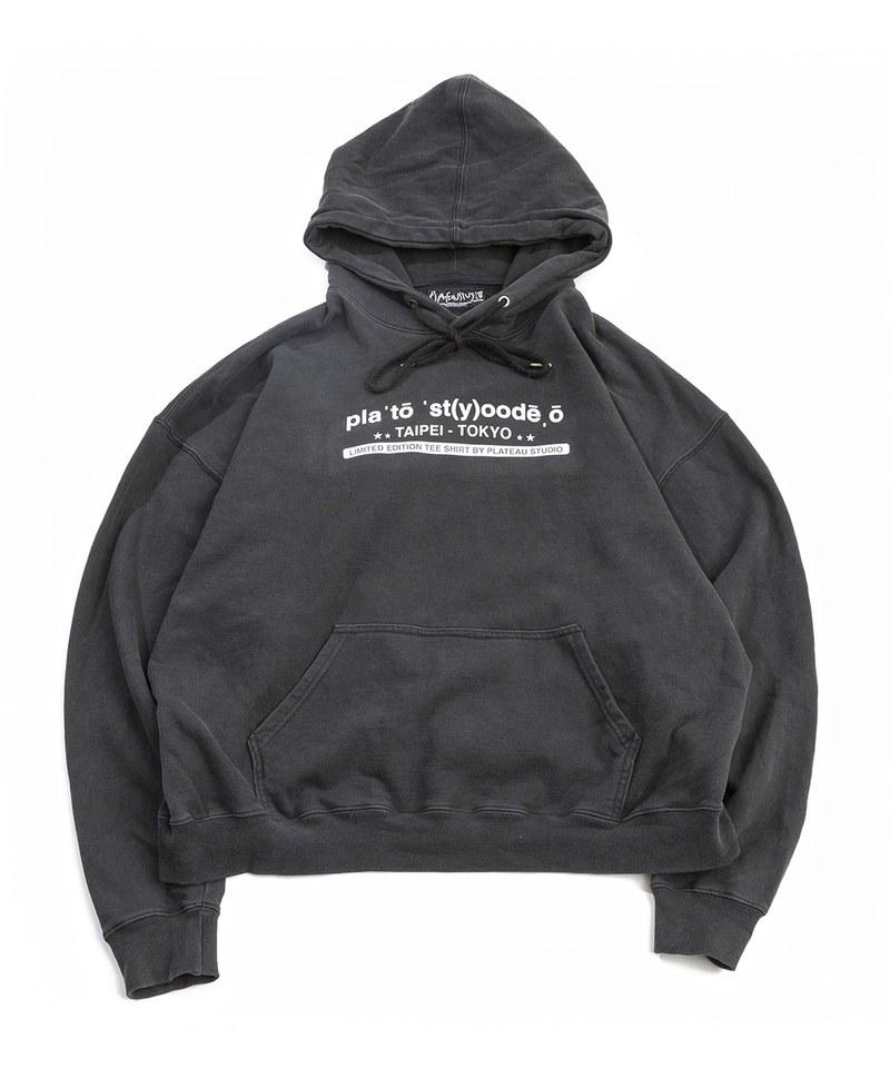PLT9922 2020 logo hoodie 連帽衛衣