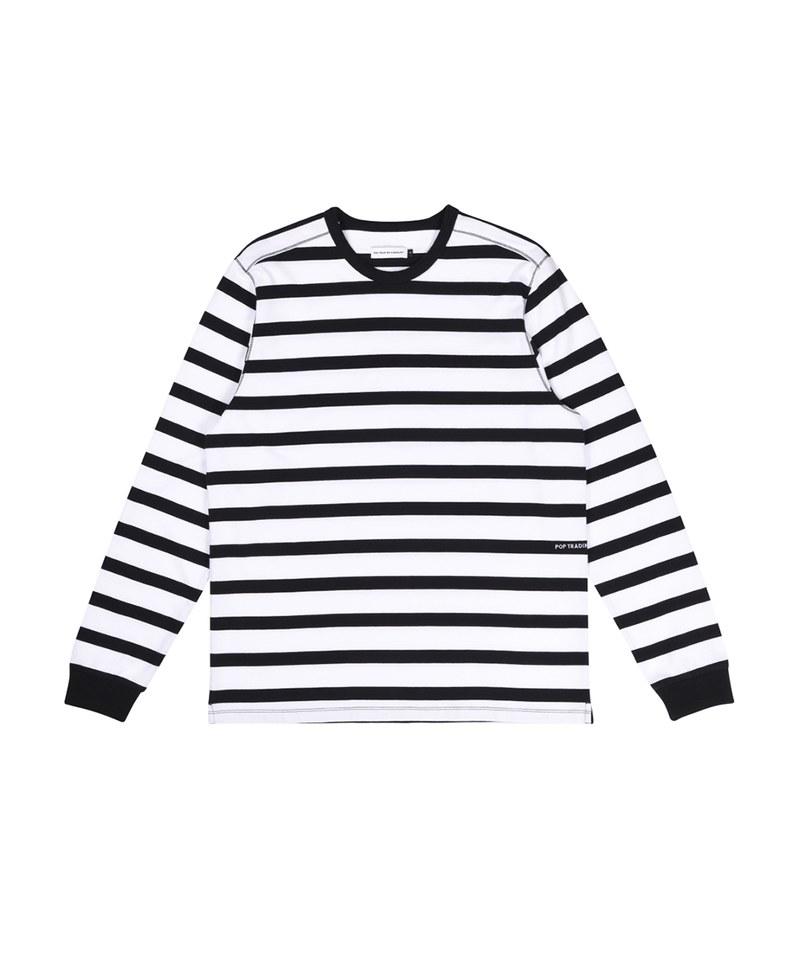 PTC0025 miffy striped longsleeve t-shirt 米菲條紋長T