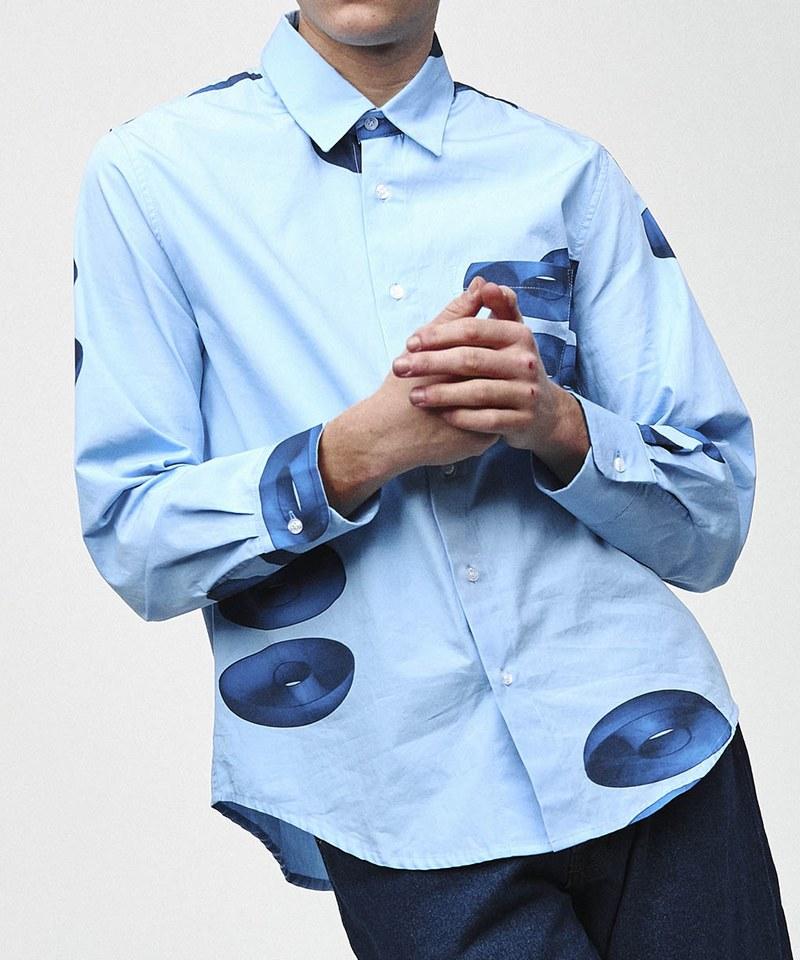 PTC0213 thomas van rijs shirt 聯名襯衫