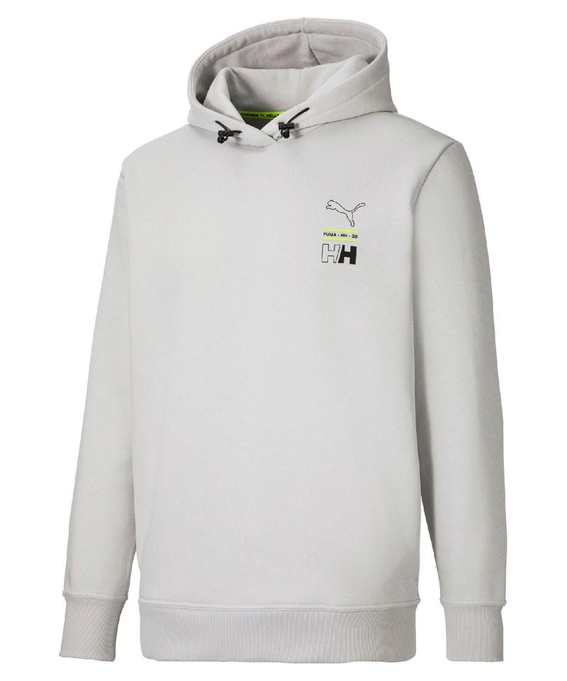PUMA0707 Helly Hansen系列長厚連帽T恤(N)