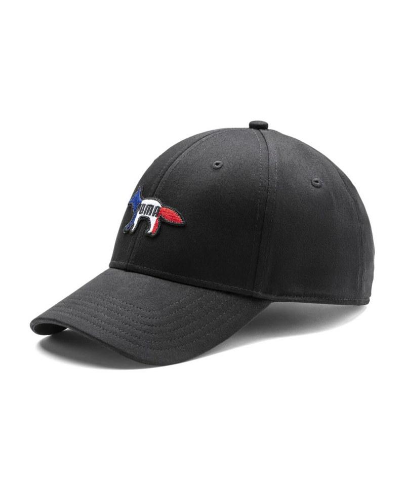 Maison Kitsune系列棒球帽(N)