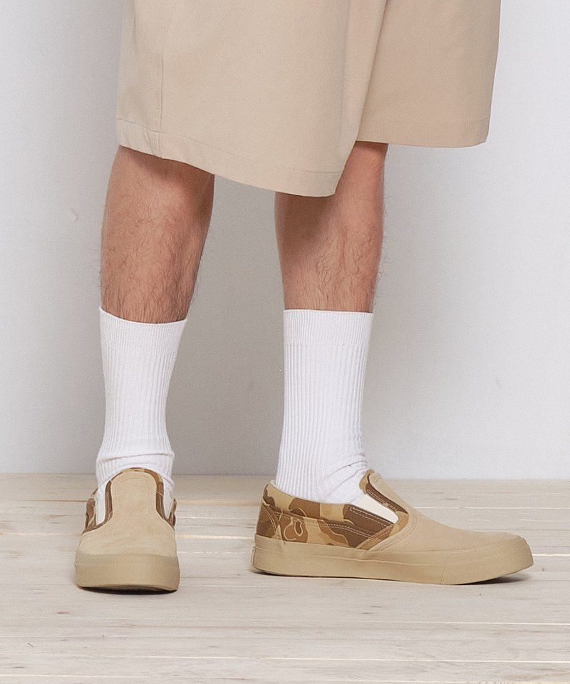 NAAN FOLIO CAMO 迷彩懶人鞋