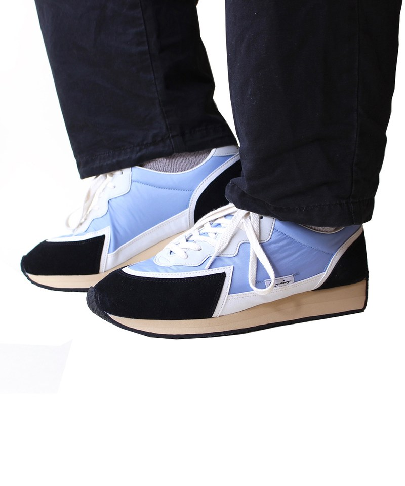 SPRINTER SP 拼色運動鞋