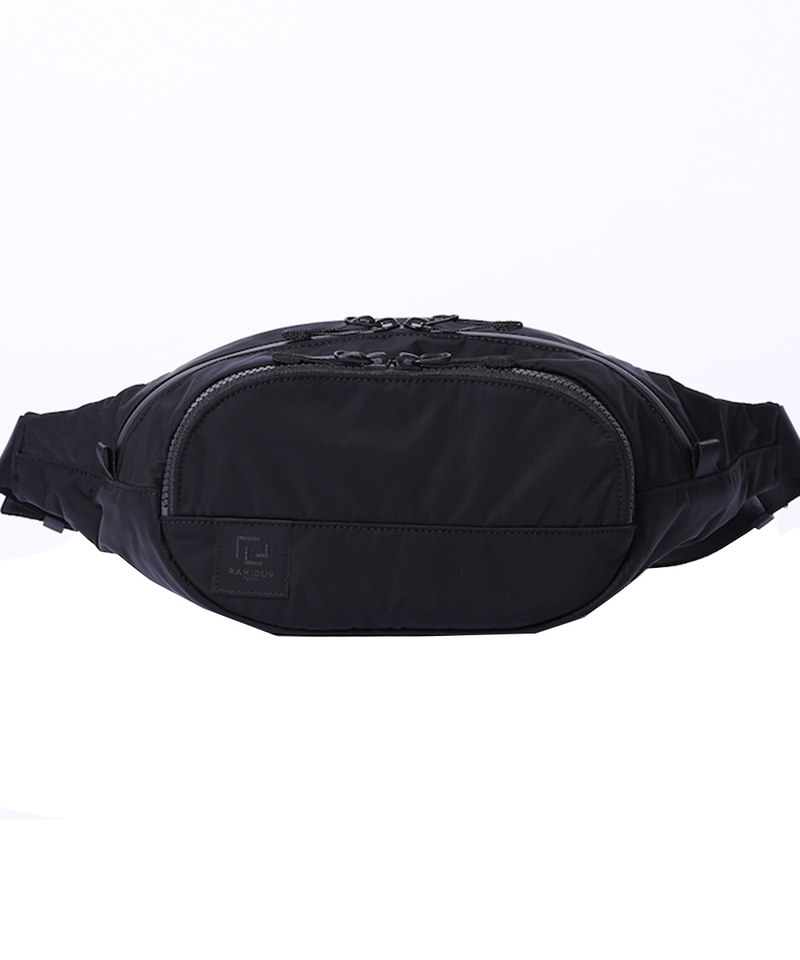 RMD3006 BLACK BEAUTY WAIST BAG 輕量腰包