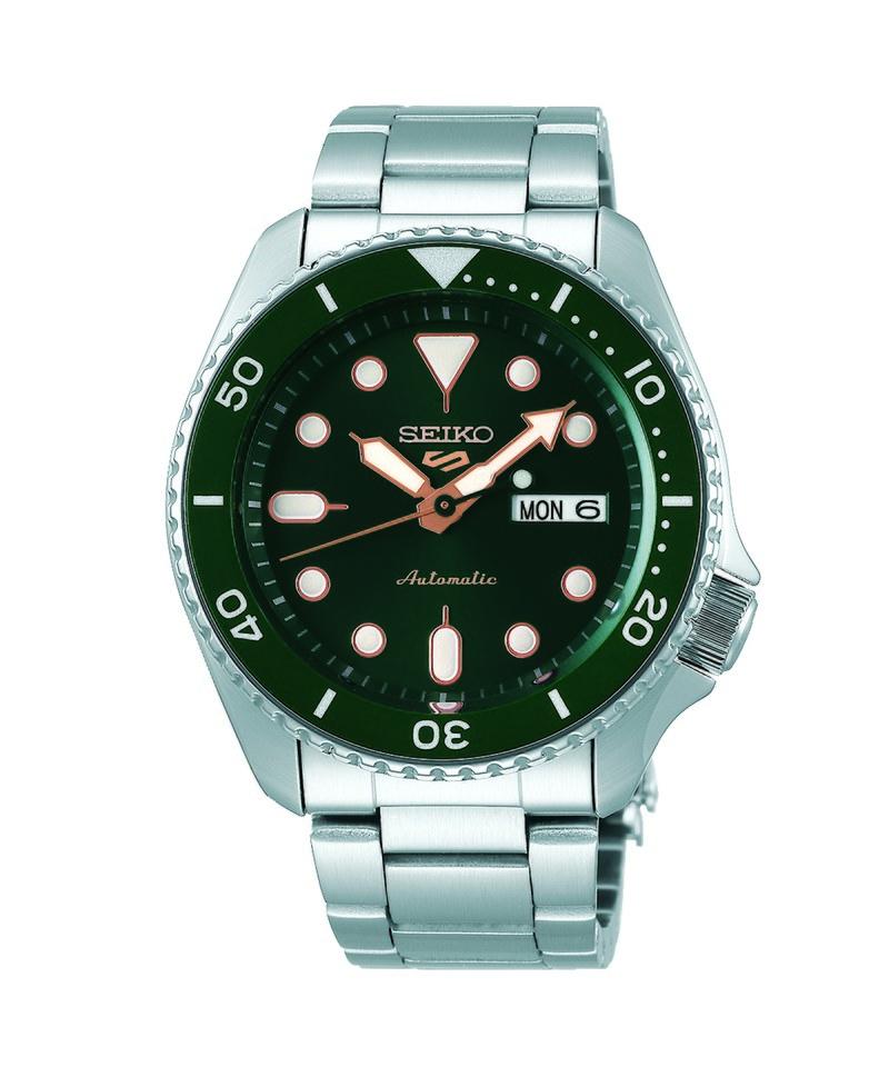 SEK9919 SRPD63K1 SEIKO 5 Sport 戶外運動機械錶