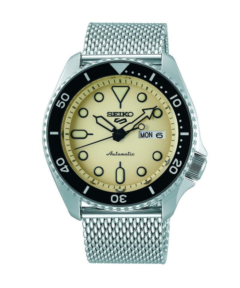 SEK9921 SRPD67K1 SEIKO 5 Suit 時尚穿搭機械錶