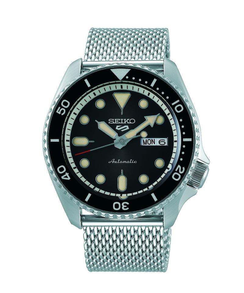 SEK9922 SRPD73K1 SEIKO 5 Suit 時尚穿搭機械錶